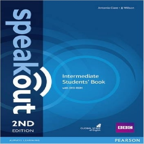 ENGLISH COURSE  Speakout Intermediate Students Book  Second Edition2016